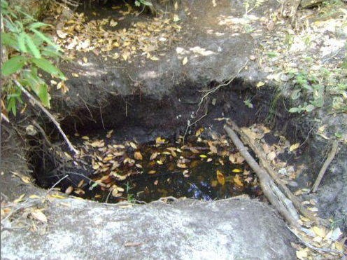 vorherige Wasserstellen