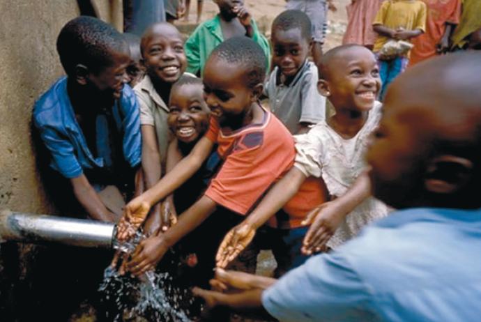sicheres Wasser
